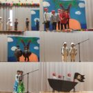 4、5歳児のオリジナル劇(動画)